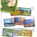 PUZZLE 9 obrázků