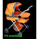 HLUBOKÝ - oranžový